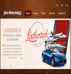 Lakeland FL Leather Repair Marketing Services